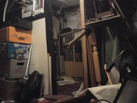 HOUSE CLEARANCE DURING